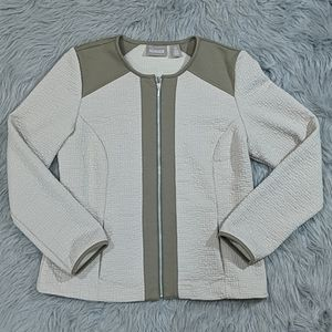 Chico's Soft Knit Jacket